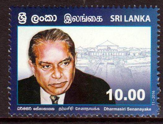 Dharmasiri Senanayake, Politiker