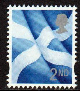 Regionalmarken: Schottland 2nd 2016