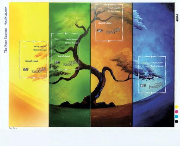 Block: Die Vier Jahreszeiten (15P07)