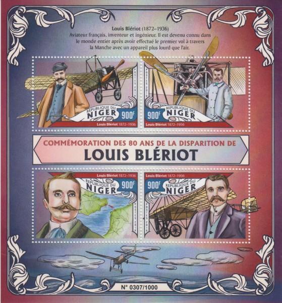 Louis Bleriot, Flugzeuge 2016 (P14)