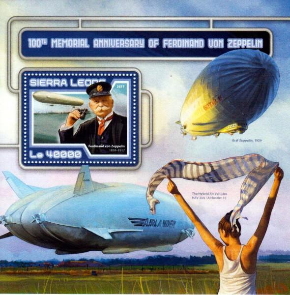 Block: Ferdinand von Zeppelin