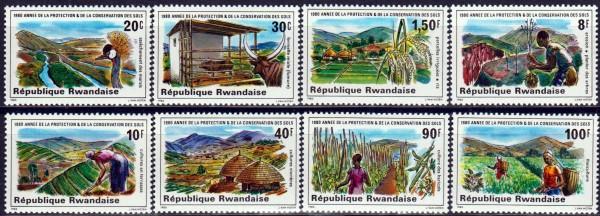 Jahr des Schutzes von Grund und Boden 1980