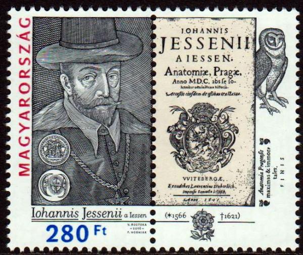 J. Jessenii, Mediziner, GA