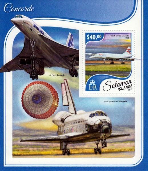 Block: Concorde