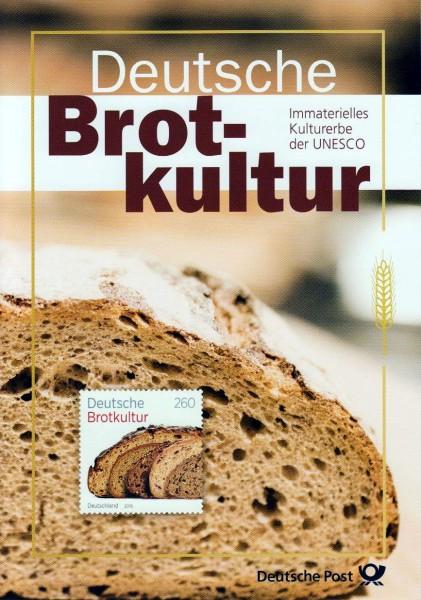 Deutsche Brotkultur 2018