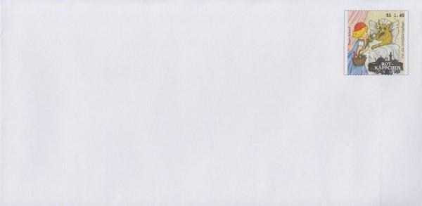Wofa 2016, Rotkäppchen, DIN lang, ohne Fenster