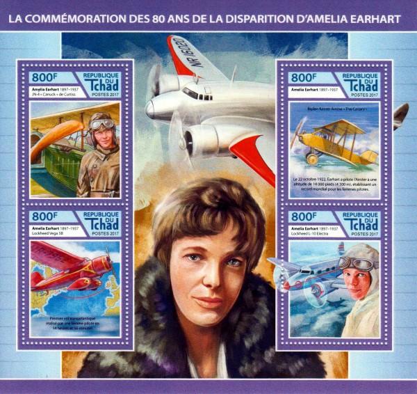 Amelia Earhart, Flugzeuge