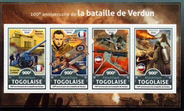 Schlacht von Verdun 2016, Flugzeug