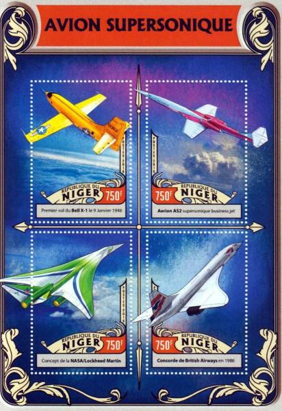 Überschallflugzeuge 2016