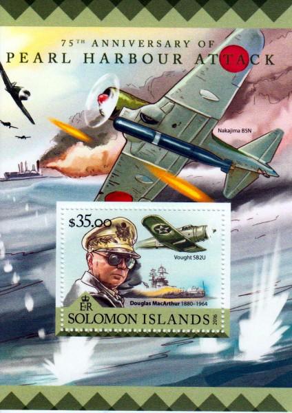 Block: Pearl Harbour, Flugzeug, Schiff