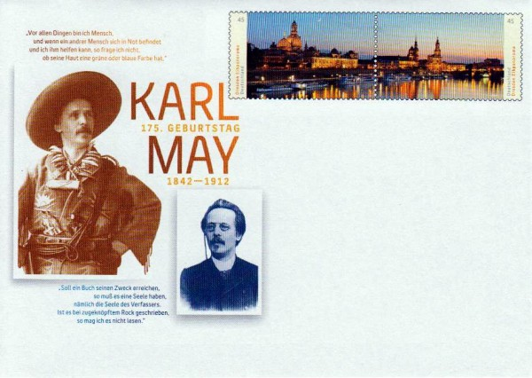 175. Geb.tag Karl May 2017