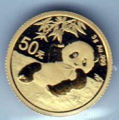 Goldpanda 2020 (1/10 Unze), 3g, Au. 999