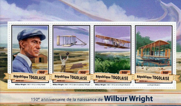 Wilbur Wright 2017, Flugzeuge