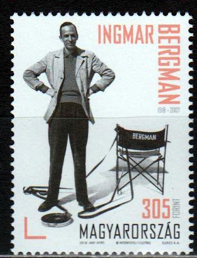 Ingmar Bergman 2018