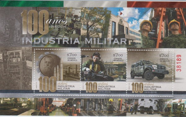 Block: Militärindustrie, Auto